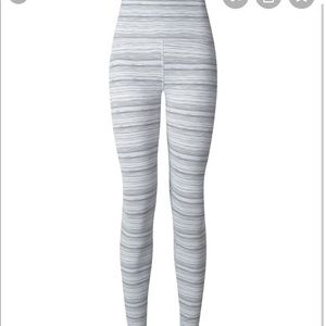 Lululemon 'High Times Pant' in Cyber Stripe
